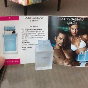 Dolce & Gabbana Light Blue Mini